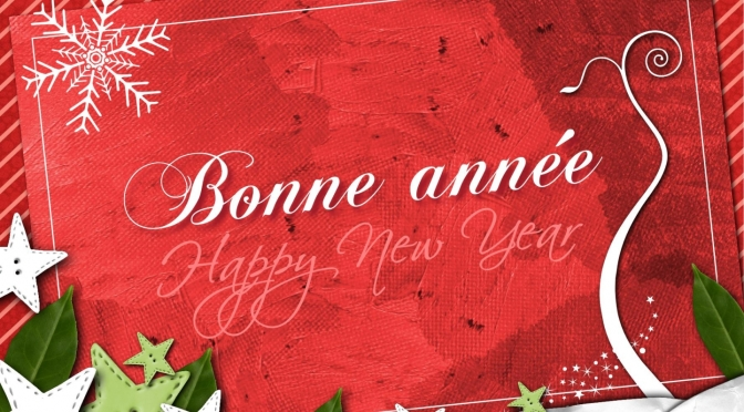 Tic tac… Tic tac… Tic tac… Bonne année !!!