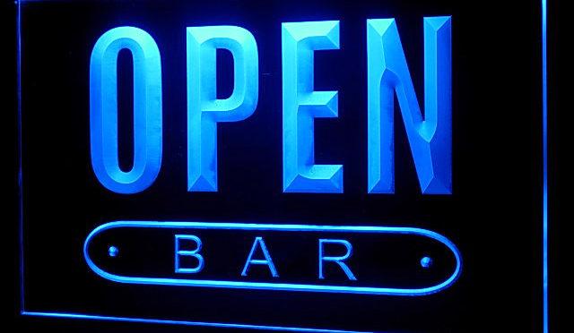 Open bar au Sauna pour les fêtes de Pâques !