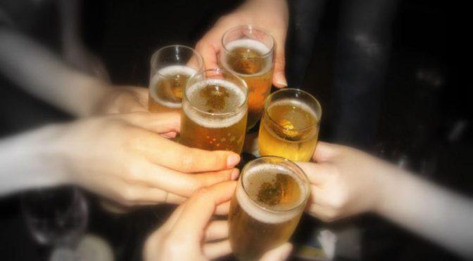 Retour des vacances de Gamin, il vous offre un verre jeudi, vendredi et samedi