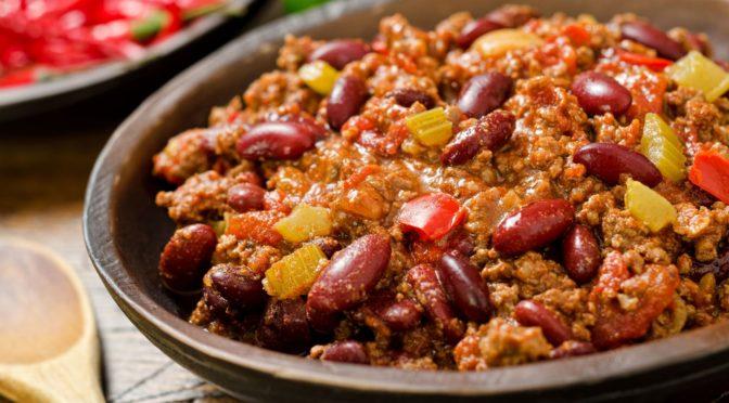 Soirée Chili Con Carne et anniversaire de Fred le samedi 12 novembre