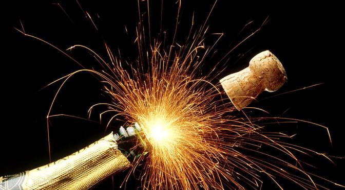 Pour sa première année au Sauna, Jason offre des bulles le jeudi 1er Juin